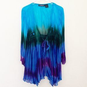 The Pyramid Collection Dip-Dye Size Large